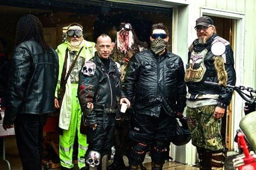 Indy Mad Max Run, 2, IndyMadMaxRun, Mad Max, Mad Max Fury Road, Fury Road, post apocalyptic, apocalypse, cosplay, biker, Harley Davidson, Harley, bike babes, morocycles 1
