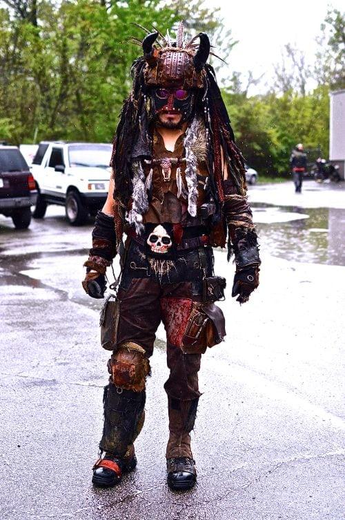 Indy Mad Max Run, IndyMadMaxRun, Mad Max, Mad Max Fury Road, Fury Road, post apocalyptic, apocalypse, cosplay, biker, Harley Davidson, Harley, bike babes, morocycles 02