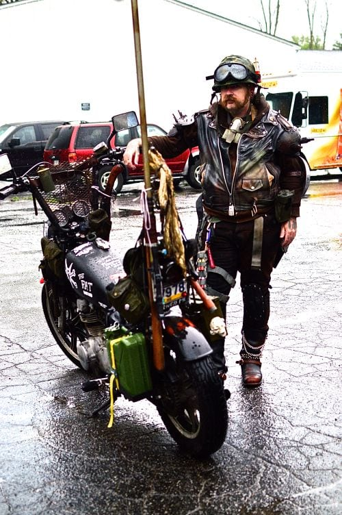 Indy Mad Max Run, IndyMadMaxRun, Mad Max, Mad Max Fury Road, Fury Road, post apocalyptic, apocalypse, cosplay, biker, Harley Davidson, Harley, bike babes, morocycles 04