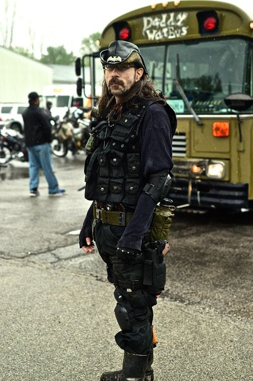 Indy Mad Max Run, IndyMadMaxRun, Mad Max, Mad Max Fury Road, Fury Road, post apocalyptic, apocalypse, cosplay, biker, Harley Davidson, Harley, bike babes, morocycles 12