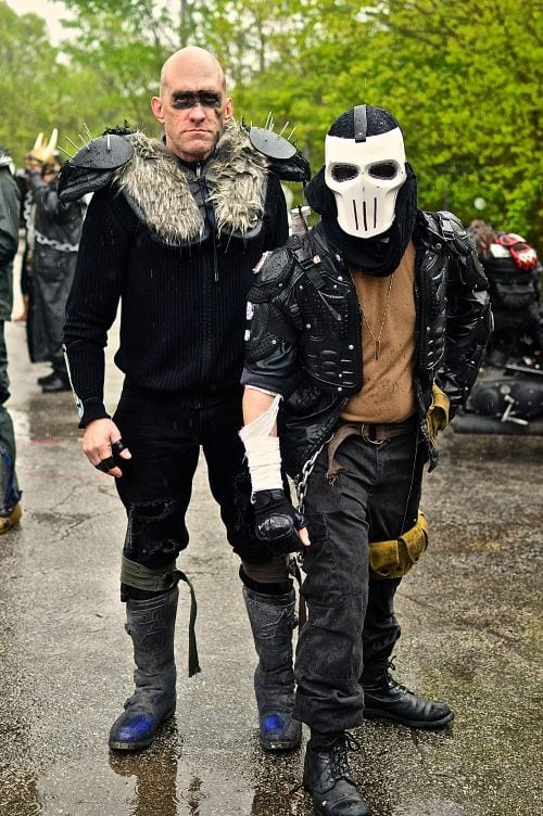 Indy Mad Max Run, IndyMadMaxRun, Mad Max, Mad Max Fury Road, Fury Road, post apocalyptic, apocalypse, cosplay, biker, Harley Davidson, Harley, bike babes, morocycles 16