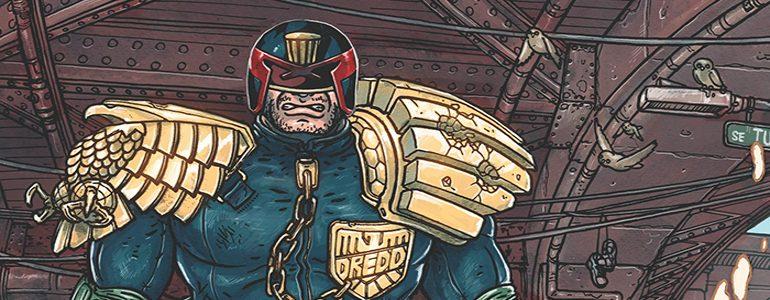 'Judge Dredd Mega-City Two #1' Comic Review