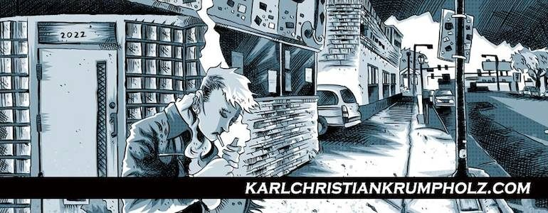 We Go 30 Miles of Crazy with Comic Creator Karl Christian Krumpholz (Interview)