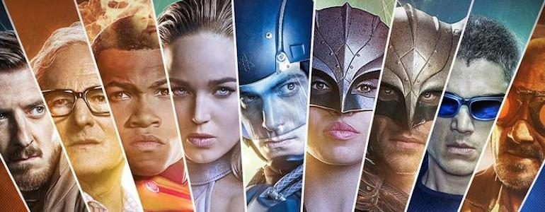 'DC's Legends of Tomorrow' Coming Home in August