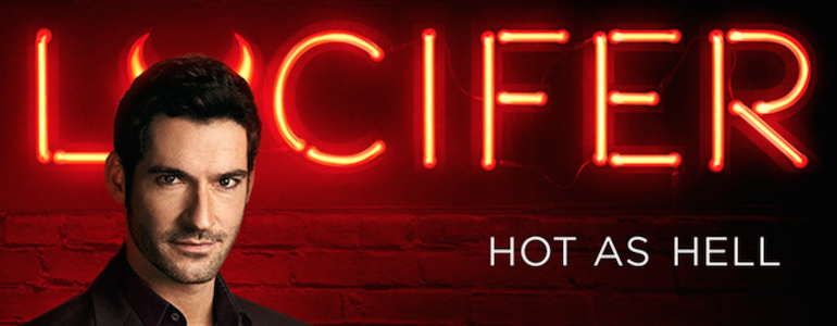 WB Brings 'Lucifer: The Complete First Season' to Blu-ray & DVD