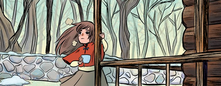 'Over the Garden Wall' #2 Comic Review