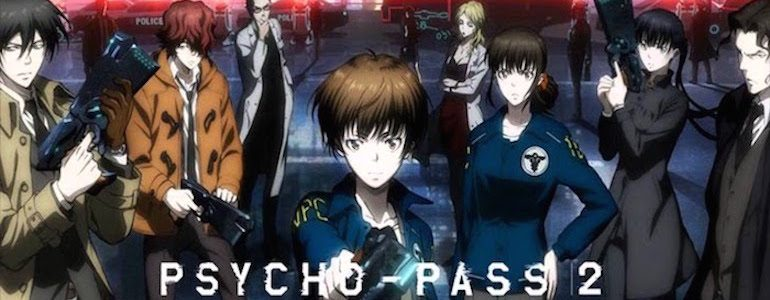 'Psycho-Pass' Season 2 Blu-ray Review