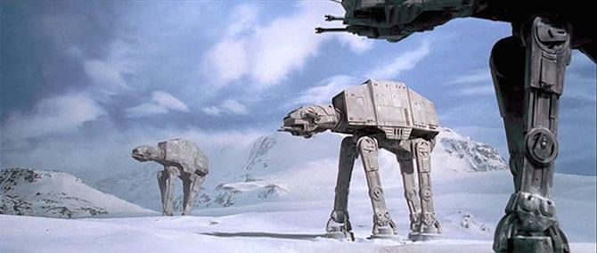 SW V Empire Strikes Back 2