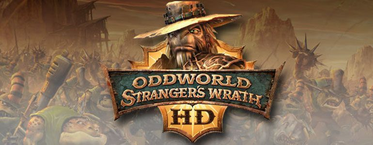 OddWorld Stranger's Wrath HD Remaster Review