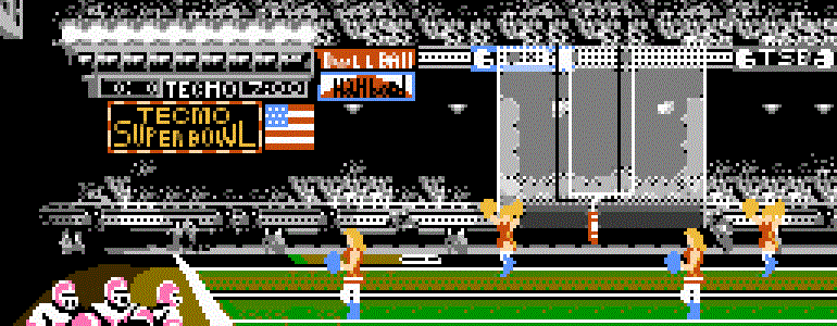 Tecmo Super Bowl: ReLoaded