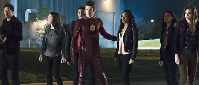 """The Flash -- """"The Race of His Life"""""""