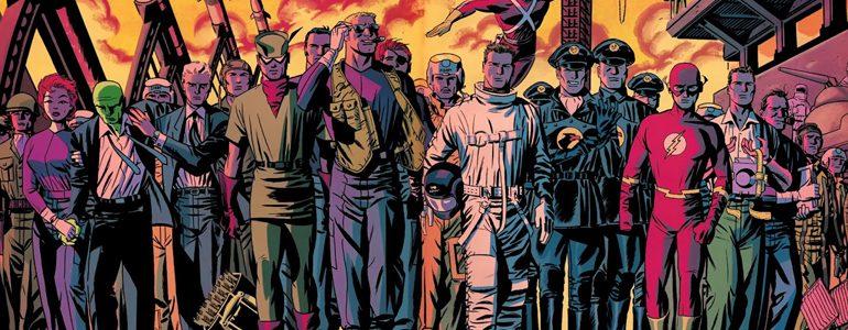 Remembering Comic Book Icon Darwyn Cooke