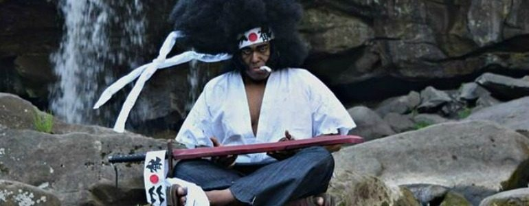 Afro Samurai Cosplay