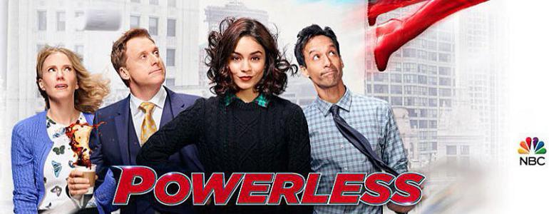 NBC Picks Up DC Comic Sitcom 'Powerless'