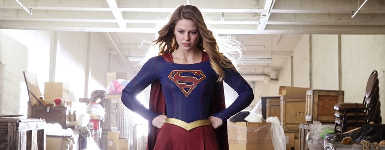 Supergirl Officially Moves to the CW