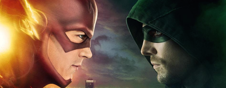 The Flash & Arrow Return to Blu-ray & DVD