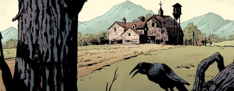 'Black Hammer #1' Comic Review