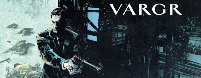 'James Bond: Vargr' Vol. 1 Review