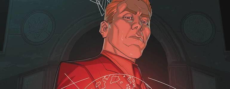 'Cryptocracy #1' Comic Review