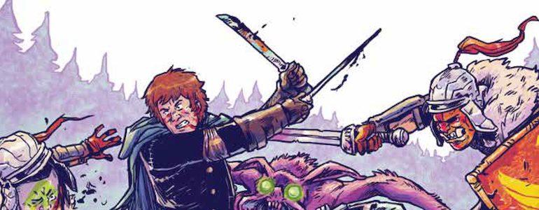 New Comics Wednesday: June 1st Edition