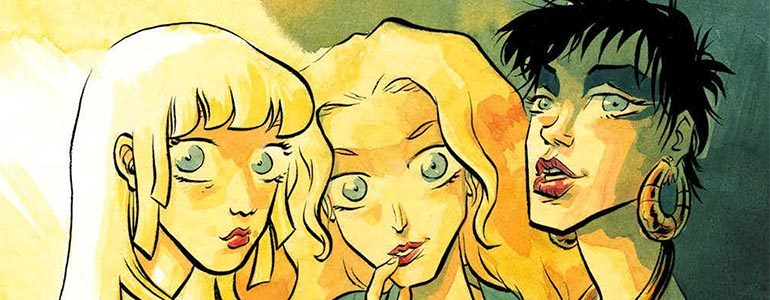 'How to Talk to Girls at Parties' Comic Review