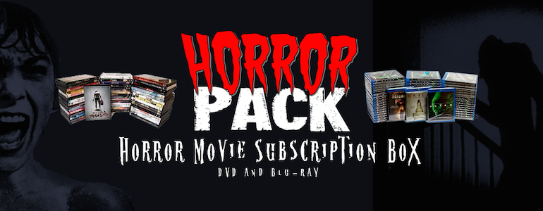 'HorrorPack' Horror Movie Box Review