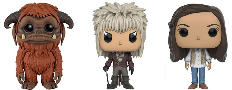 'Labyrinth' Pop Figures Coming in September!