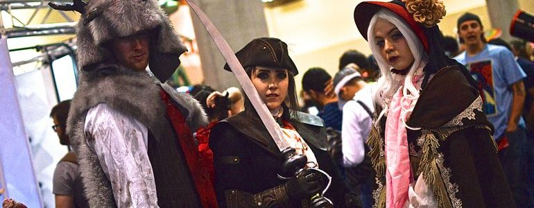 Phoenix ComiCon Cosplay Gallery