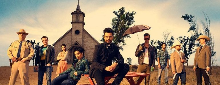 AMC Renews 'Preacher' for a Second Season