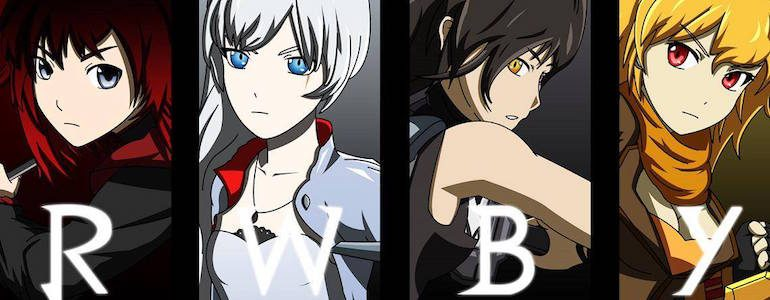 'RWBY: Volume 3' Blu-ray Review