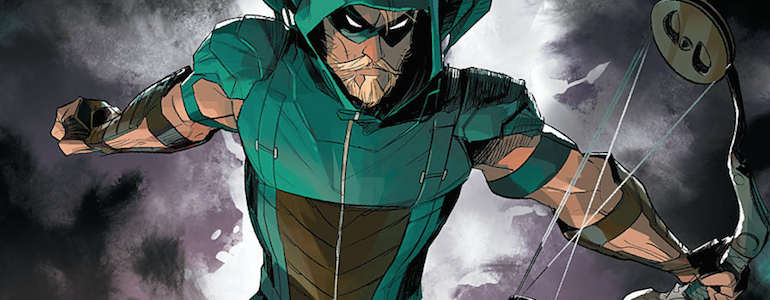 'Green Arrow: Rebirth #1' Comic Review