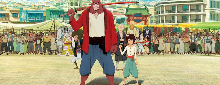 'The Boy and The Beast' Blu-ray Review