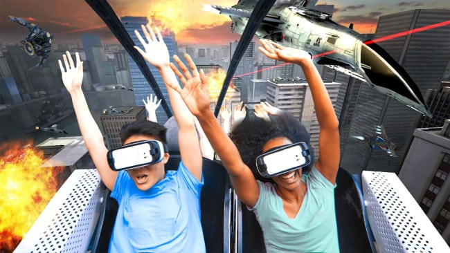 VR RollerCoaster2
