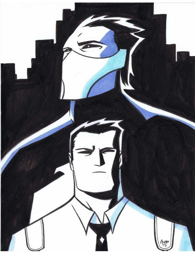 Courtesy of Mike Avon Oeming
