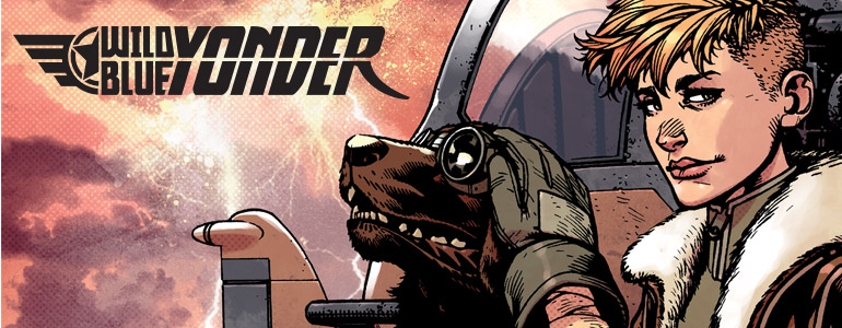 'Wild Blue Yonder' Graphic Novel Review