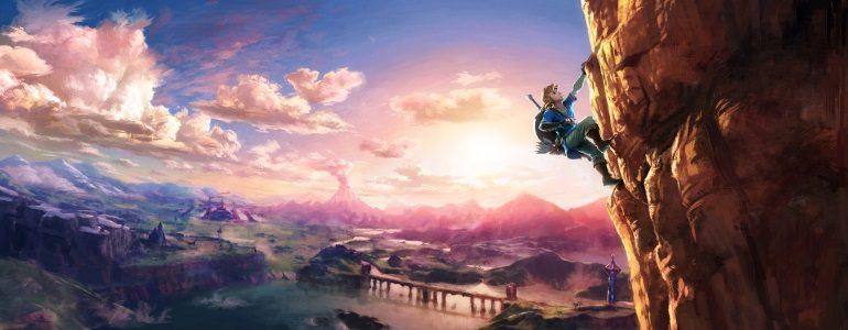 E3 2016: 'The Legend of Zelda: Breath of the Wild' Breaks Series Boundaries