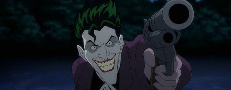'Batman: The Killing Joke' Gets Theatrical Release
