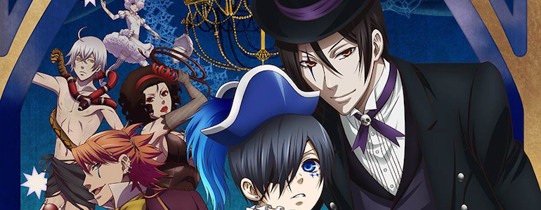 'Black Butler: Book of Circus' Season 3 Blu-ray Review