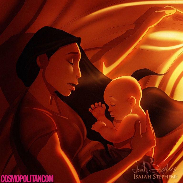 disney-princesses-as-parents-08