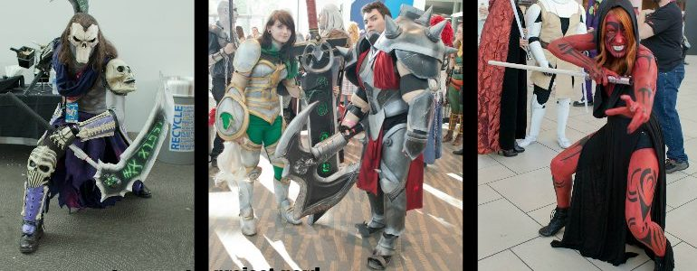 Denver Comic Con 2016: Cosplay Gallery 4