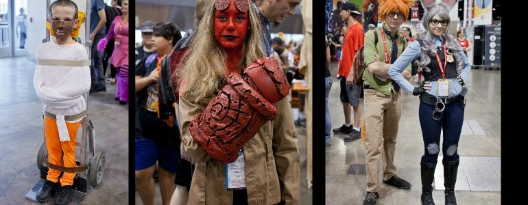 Denver Comic Con 2016: Cosplay Gallery 1