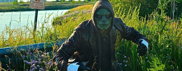 Killer Croc Cosplay Gallery