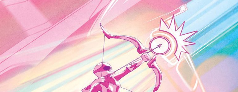 'MMPR: Pink #1 of 6' Comic Review