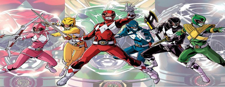 'It's Morphin' Time!' – Boom!'s Mighty Morphin Power Rangers #1 Recap