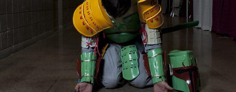 Ronin Fett: Samurai Style Cosplay Gallery