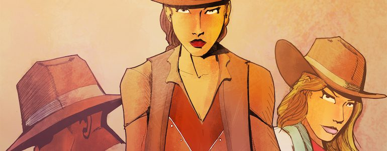 Project-Nerd Publishing Takes On the Wild West with New Series