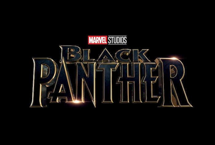 Black Panther 2017 Logo