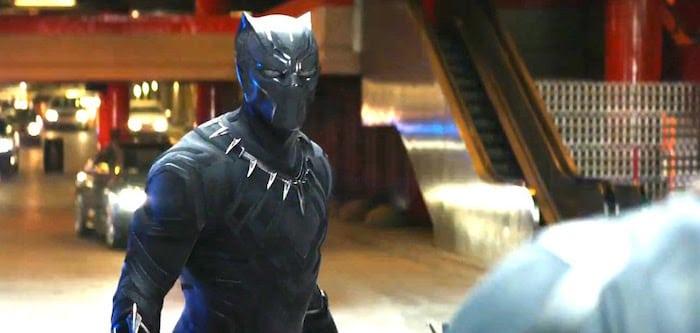Black Panther Marvel Civil War