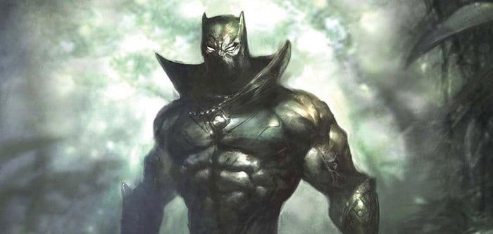 Black Panther Marvel Comic