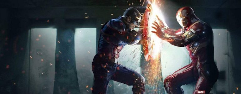 'Captain America: Civil War' Set for Home Video in September